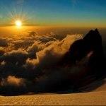 Trekking and climbing to Chimtarga Peak